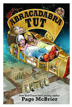 New book Abracadabra Tut