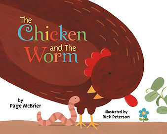Chicken and The Worm
