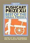 2017 Pushcart Prize XLI