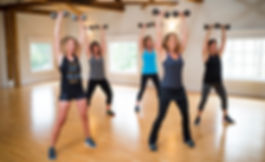 Fitness Classes at High Mountain Hall
