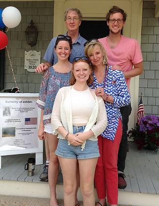 Tom Livingston family