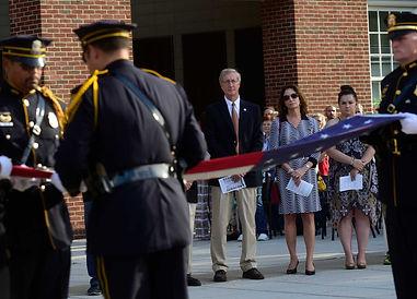 September 11th Ceremony, Norwalk, CT