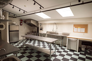 Commercial kitchen for rent in Camden, ME