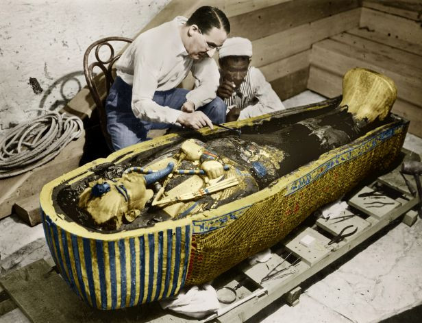 Tut's tomb opened for the first time.jpg