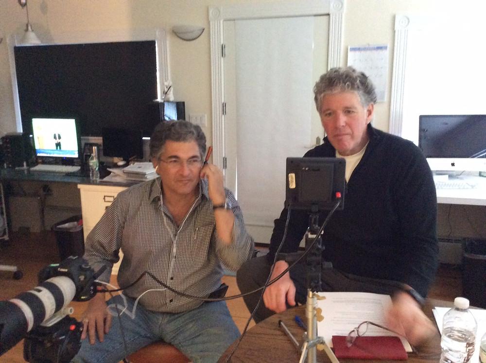 Tut photo - Bill and Peter.JPG