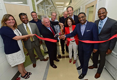 Opening of the Norwalk Early Education Center,2016