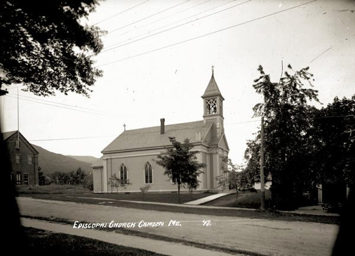 Episcopal Church 1942, Camden, ME