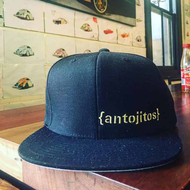 Antojitos Newcastle hat