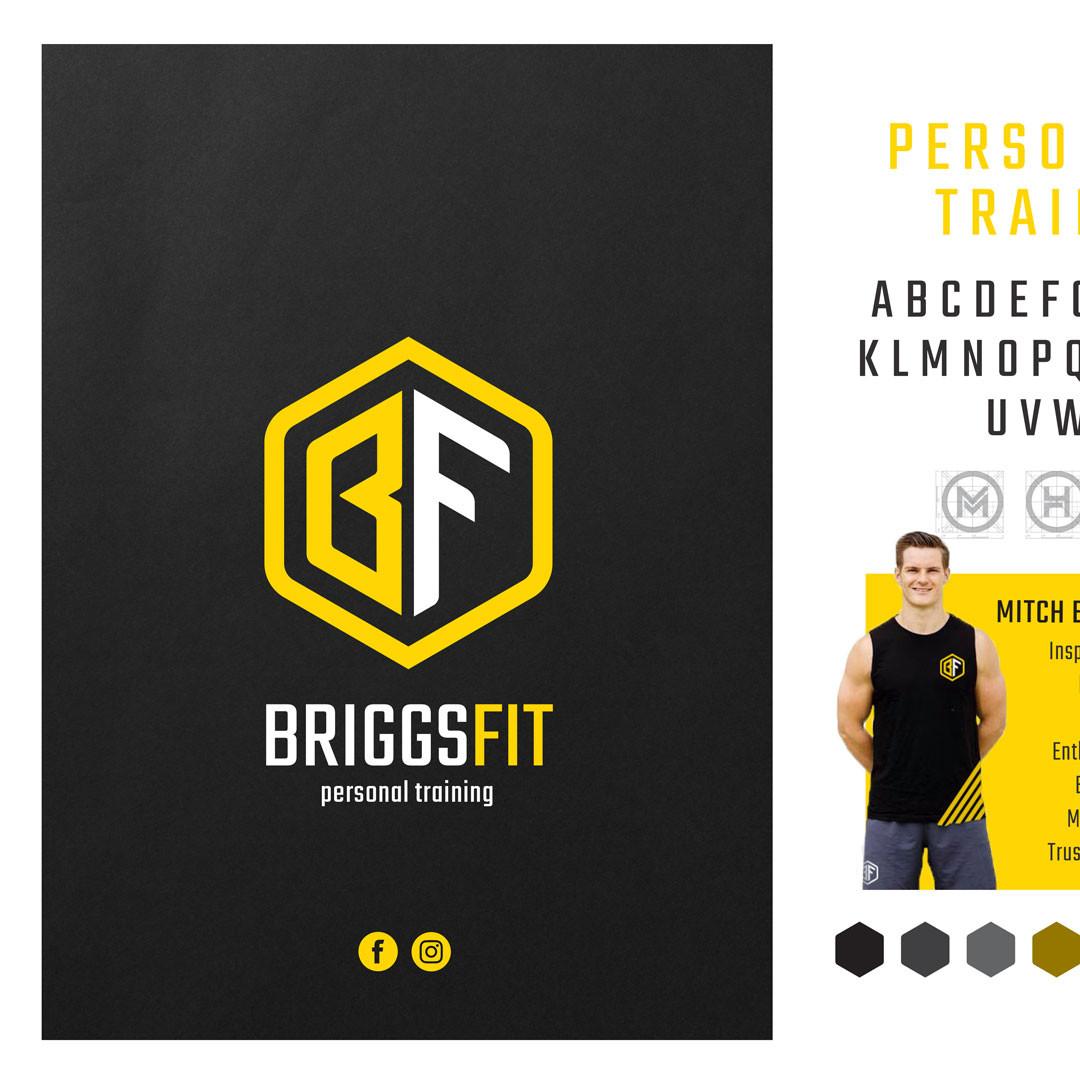 BriggsFit - Stylescape Moodboard 1