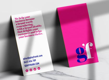 Do you still use a business card?