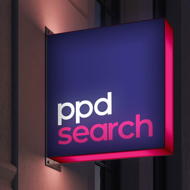 PPD Search - Wordmark square