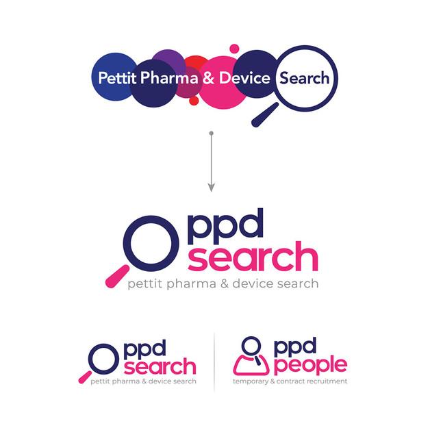 PPDS Logo rebranding