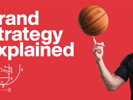 Brand Strategy Explained - as if your brand were the '98 Chicago Bulls