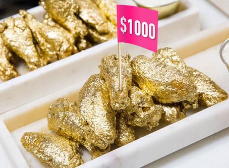 $1000 Chicken Wings