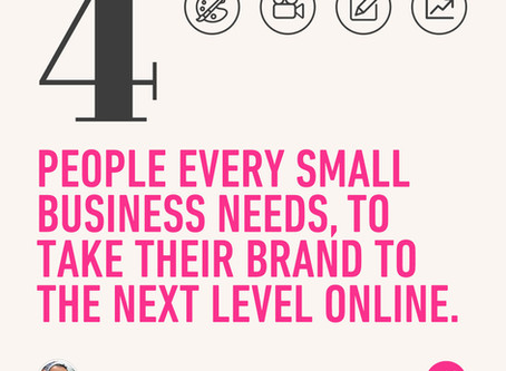 4 people every small business needs
