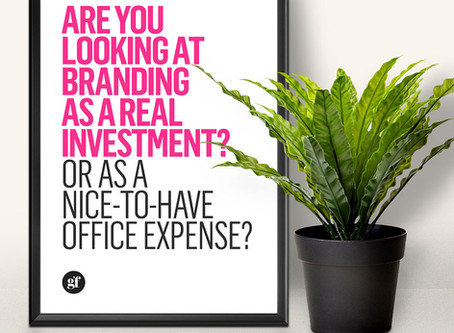 Is branding an investment or a nice-to-have for your business?