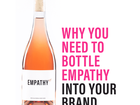 Bottling empathy