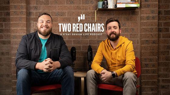 GDL_TwoRedChairsPodcast_Shane&Frank_phot