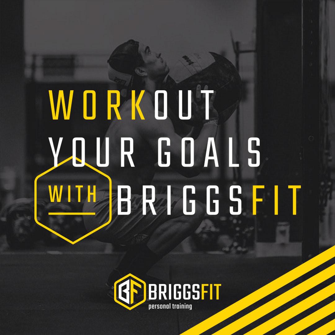 BriggsFit - Tagline