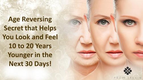 Age Reversing Secret