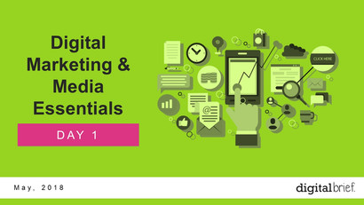 Digital Marketing & Media Essentials