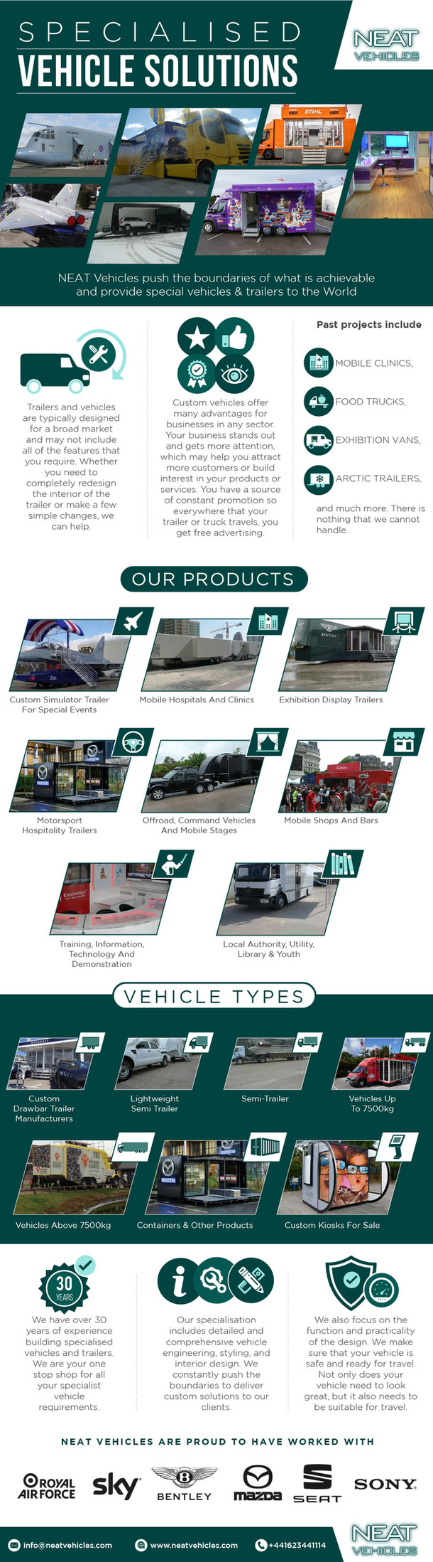 Specialized Vehicles Solutions