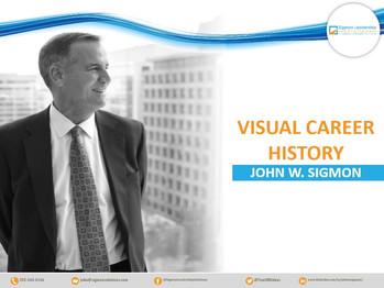 Visual Career Profile
