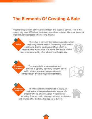 Marketing Program for Sellers Client Guide