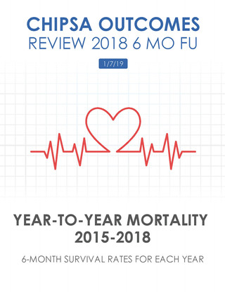 Year-to-Year Mortality 2015-2018