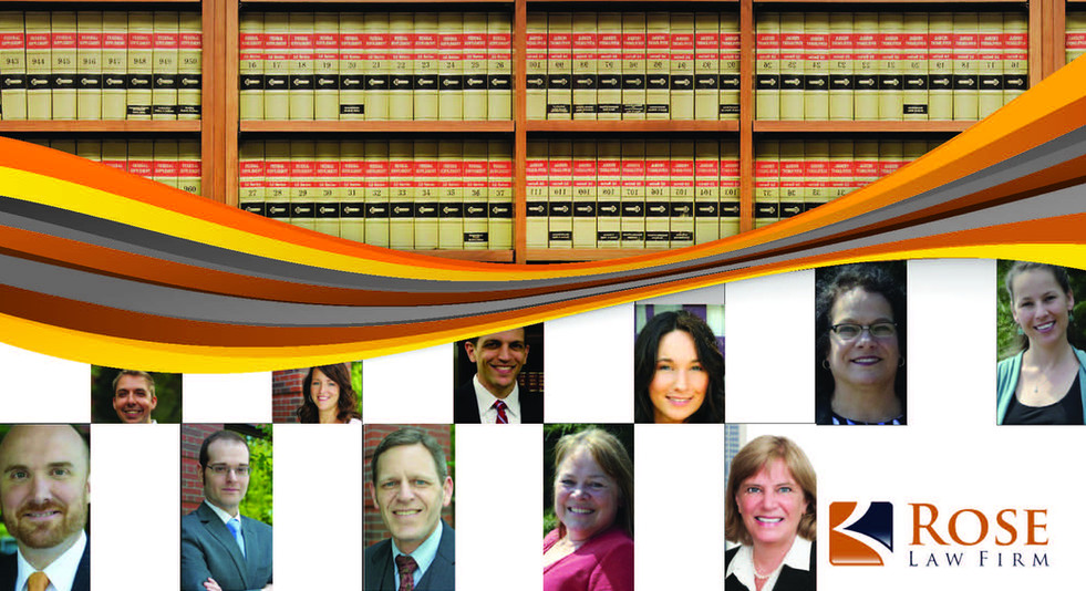 Rose Law Firm Brochures