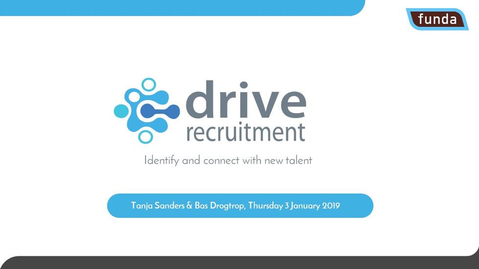 Drive Recruitment Presentation