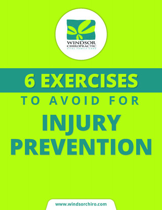 6 Exercises to Avoid for Injury Prevention
