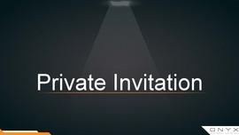 Private Invitation
