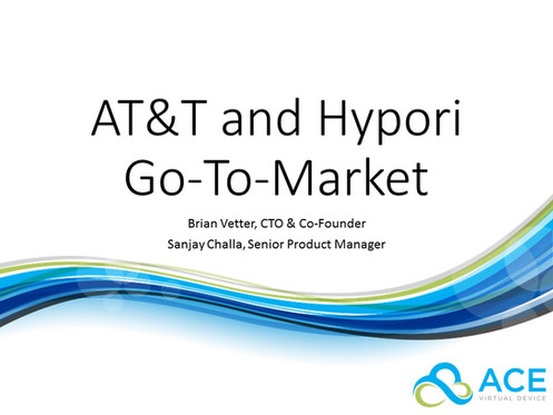 ATT and Hypori Goto Market