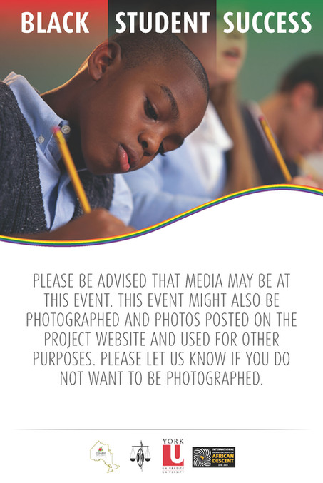 Black Student Success Brochures