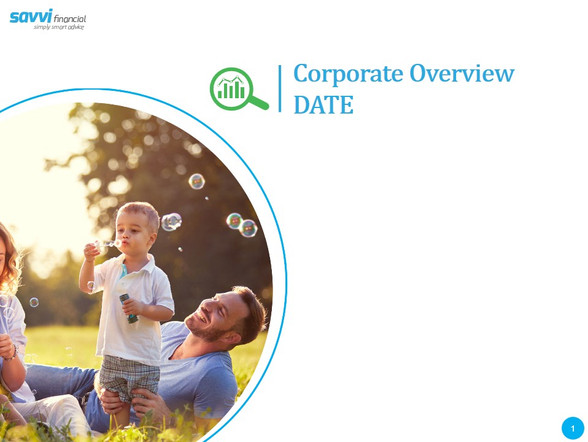 Corporate Overview Date Presentation