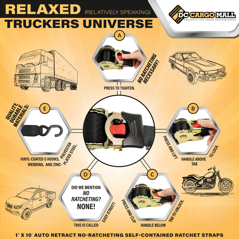 Relaxed Truckers Universe