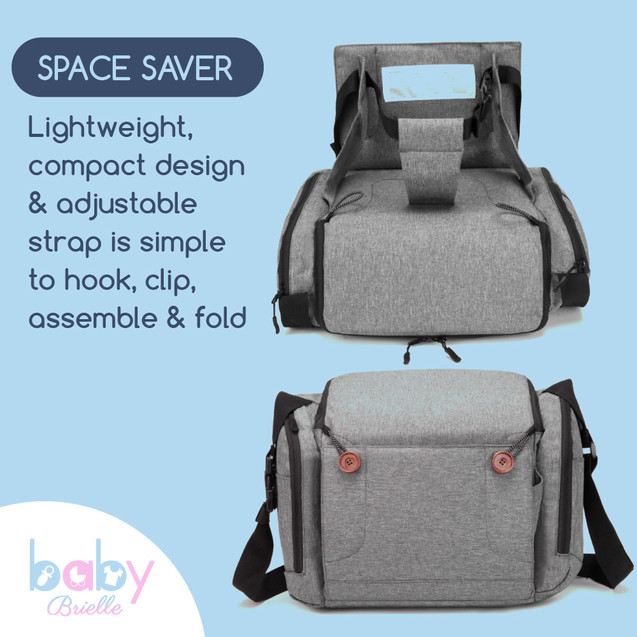 Baby Brielle Portable Toddler Booster