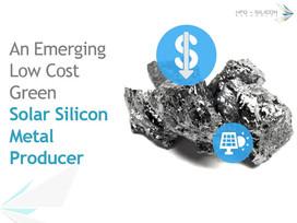 Solar Silicon Metal Producer (1).JPG