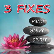 3 Fixes- Mind, Body, Spirit Profile Pic