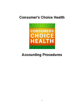 Consumer's Choice Health