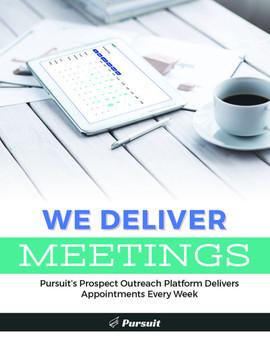 We Deliver Meetings