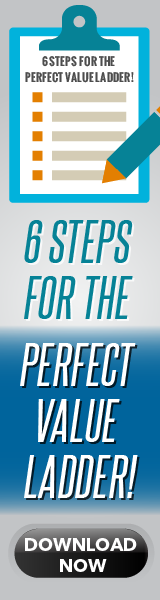 6 Steps for the Perfect Value Ladder