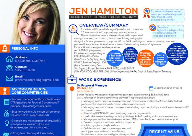 Jen Hamilton Remote Telecommute Position Only Brochures