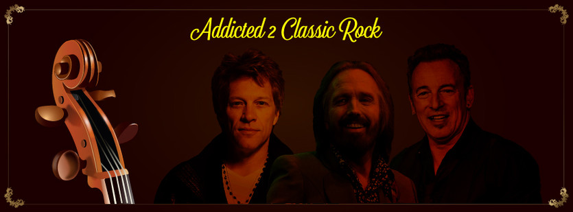 Addicted to Classic Rock Cover Photo