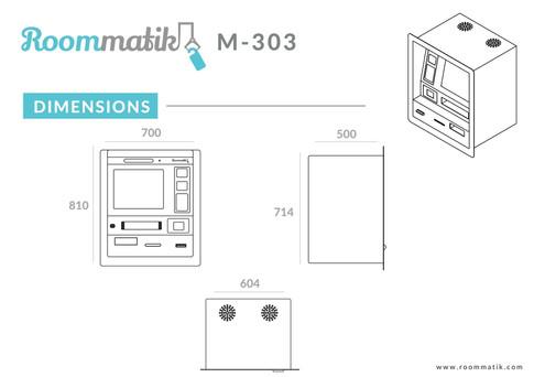 Roommatik EN_Dim-M303