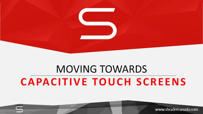 Capacitive Touch Screens Presentation