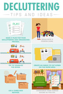 Decluttering Tips and Ideas