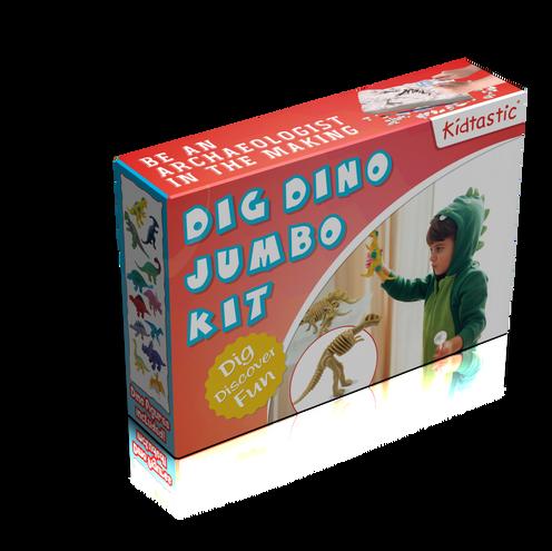 Dig  Dino Jumbo Kit