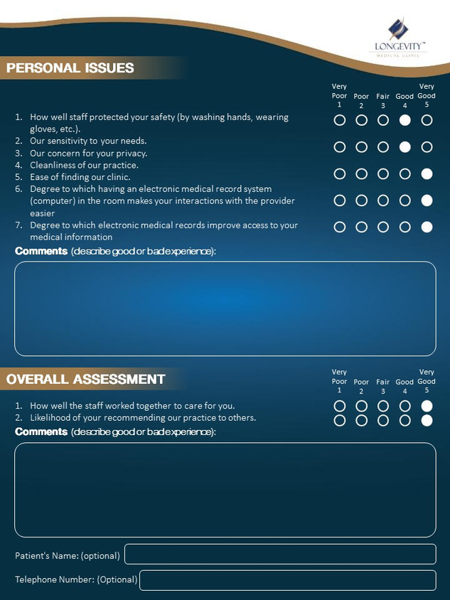 Primary & Specialty Care Survey Playbook